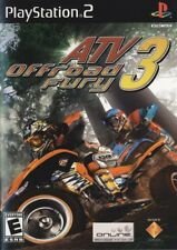 Atv Offroad Fury 3 PS2 Playstation 2 Game