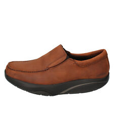 scarpe uomo MBT 41 slip on marrone nabuk dynamic AB461-C
