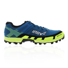 Inov8 Mens Mudclaw 300 Trail Running Shoes Trainers Sneakers Blue Yellow