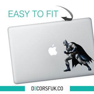 Batman Marvel Macbook Stickers - best quality vinyl sticker | Macbook Decal