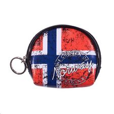 Norway Coin Purse Bag, NEW