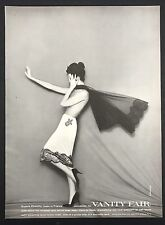 1960 Vintage Print Ad 1960s Fashion Style VANITY FAIR MILLS Chantilly Shirtless