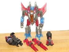 Takara Transformers Generations Infiltrator Starscream Million Publishing FOC