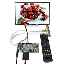 HDMI VGA AV USB LCD Controller Board 10.1inch 1280x800 IPS LCD Display