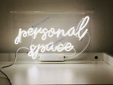 New Personal Space Decor Artwork Real Glass Neon Light Sign 15""
