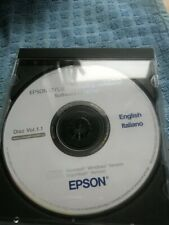 Epson Photo RX620 Software Installation CD-ROM