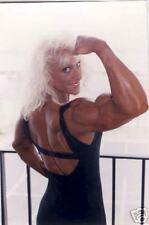 Female Bodybuilders Chizevsky & Hall WPW-219 DVD or VHS