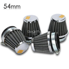 4x 54MM Motorcycle Air Filters For Suzuki GS1000G GS1000GL GS850GL 1980-1981