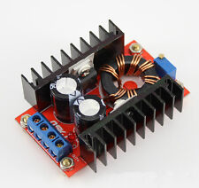 150W DC-DC Boost Converter 10-32V to 12-35V 6A Step Up Voltage Charger Power uk2