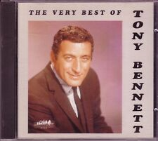 TONY BENNETT Very Best HEARTLAND CD Classic Greats GOOD LIFE JUST IN TIME
