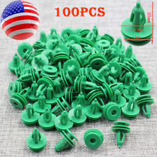 100x New Door Panel Clip Trim Fastener For Chrysler Auveco A18862 Dodge 6503204