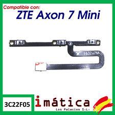 FLEX DE ENCENDIDO PARA ZTE AXON 7 MINI CABLE VOLUMEN LATERAL POWER BOTON BOTONES