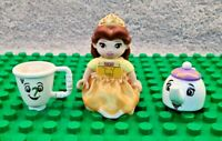 Lego Duplo Disney Beauty And The Beast - Belle, Chip & Mrs Potts **Free UK P&P**
