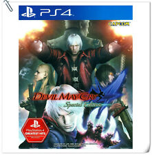 PS4 Devil May Cry 4 Special Edition Greatest Hits SONY Action Games Capcom