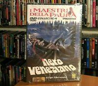 DVD Nero Veneziano - (1978) NUOVO E SIGILLATO UGO LIBERATORE ITALIAN GIALLO