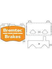 Bremtec Pro-Series Brake Pad (BT22070PRO)