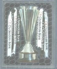 PANINI SCOTTISH PREMIER LEAGUE 2008- #001-CHAMPIONSHIP TROPHY-SILVER FOIL