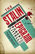 The Stalin Epigram: A Novel, Robert Littell, New Book