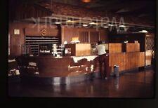 1973  Photo slide Roy Rogers Apple Valley Inn CA Hotel interior High Desert