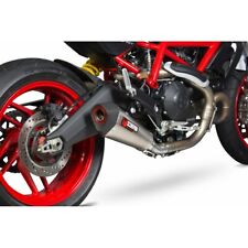 Scorpion Exhaust Ducati Monster 797 Titanium Serket Taper Slipon RDI65TEO