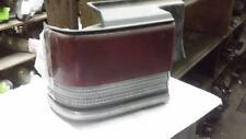 Driver Tail Light Outer Quarter Panel Mounted Fits 89-91 ACCLAIM 341