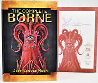 **SIGNED / NUMBERED LIMITED** The Complete Borne by Jeff Vandermeer hx (NEW)