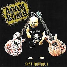 ADAM BOMB - GET ANIMAL 1   CD NEU