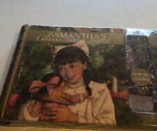 Samantha's Christmas Crafts American Girls Collection Supplies for 5 Crafts NEW