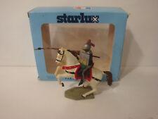 Figurine starlux série moyen age : cavalier FH 42054 en boite