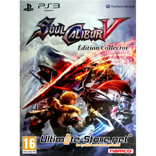 Soul Calibur 5 SoulCalibur V Edition Collector PS3 Neuf