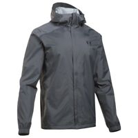 Under Armour Storm Bora Jacket Herren Jacke Wetterjacke gray black 1292014-076