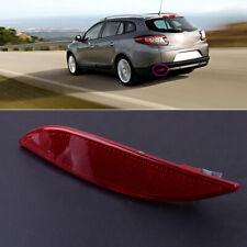 Links Heck Stoßstangen Reflektor Leuchte passt für Renault Megane Clio 2008-2013