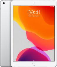 "Apple iPad 2019 128GB Wi-Fi 10.2"" MW782TY/A NUOVO ITALIA Tablet Silver Bianco"
