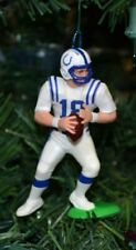 Peyton Manning Indianapolis Colts Jersey #18 Christmas Ornament Keepsake HOF