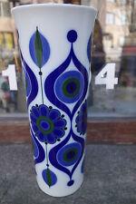 ALKA Kaiser Porzellan, 70er Jahre Design , Vase Dekornummer 275, 31 cm