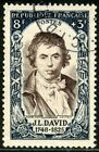 PROMO / STAMP / TIMBRE DE FRANCE OBLITERE N° 869 JACQUES LOUIS DAVID COTE 13 €