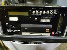 Particle Measuring System Model Ilocanos-500 Laser Particle Counter