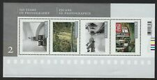 Canada Scott #2757 - 2014 Photography Souvenir sheet of 4, VF-NH