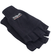 Yoko 3M Thinsulate™ Half Finger Gloves walking/hiking/sports/cycling/work/site