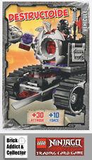 Lego ® Ninjago Carte Trading Card VF Français 2016 N°162
