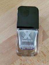FORMULA X EFFECTS NAIL COLOR FULL SIZE 0.4 FL OZ- PLATINUM PRIME - NOT SEALED
