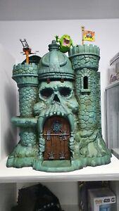Masters of the universe classics castle grayskull he-man