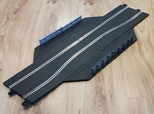 Scalextric Sport 1:32 Track - C8246 Long Chicane Side Swipe & Black Borders #A