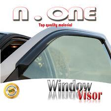 Window Visor Rain/Sun/Wind Guard Vent Shade Ford Econoline 92-03 04 05 06 07 08