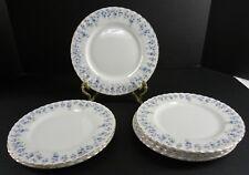 LOT of 7 Royal Albert MEMORY LANE Side Salad Dessert Plates Excellent FREE SHIP