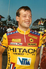 Cyclisme, ciclismo, wielrennen, radsport, PERSFOTO'S HITACHI-VTM 1989