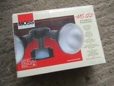 moss security ms122 automatic floodlight, untested, new in box