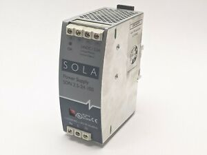 Sola SDN 2.5-24-100 Switching Power Supply 24VDC 2.5A