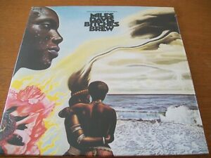 MILES DAVIS *  BITCHES BREW    * New & Sealed  DOUBLE  VINYL  LP