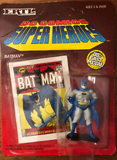 BATMAN ERTL DC Comics Super Heroes Die-Cast Metal Figure 1990